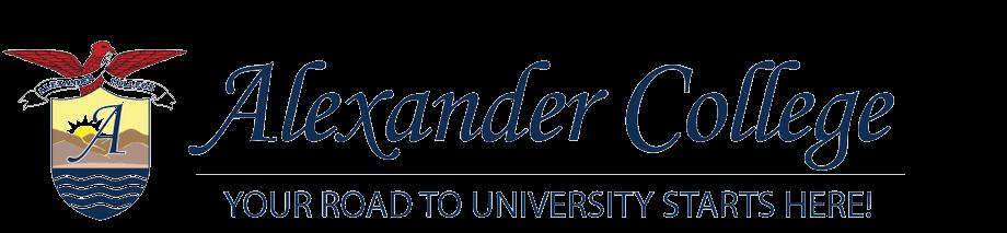 Alexander College 亞歷山大學院