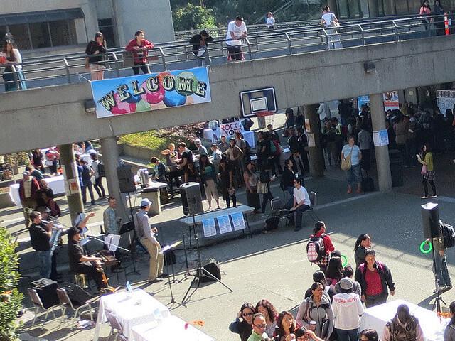Vancouver Community College activity