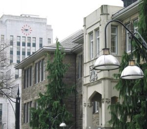 BMC uptown 校區 GLC 鉅霖遊學