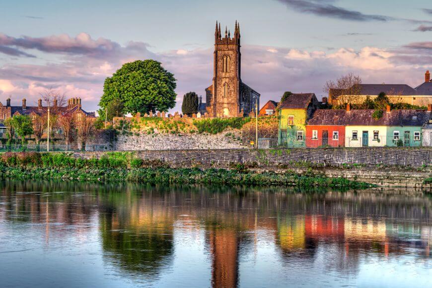 Limerick Ireland Shannon