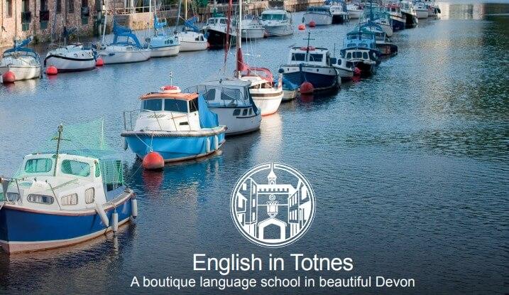 英國語言學校【GLC鉅霖】小鎮遊學 Totnes school of English