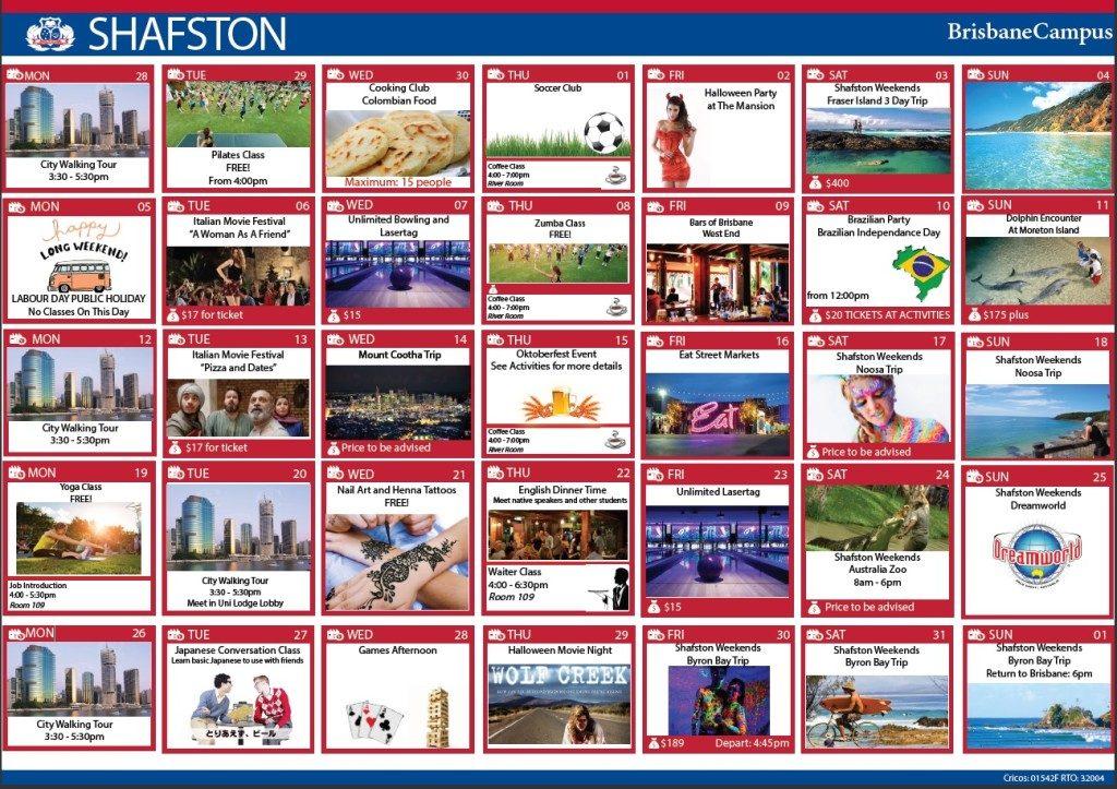 澳洲遊學Shafston沙夫斯頓/唯一有校園語言學校