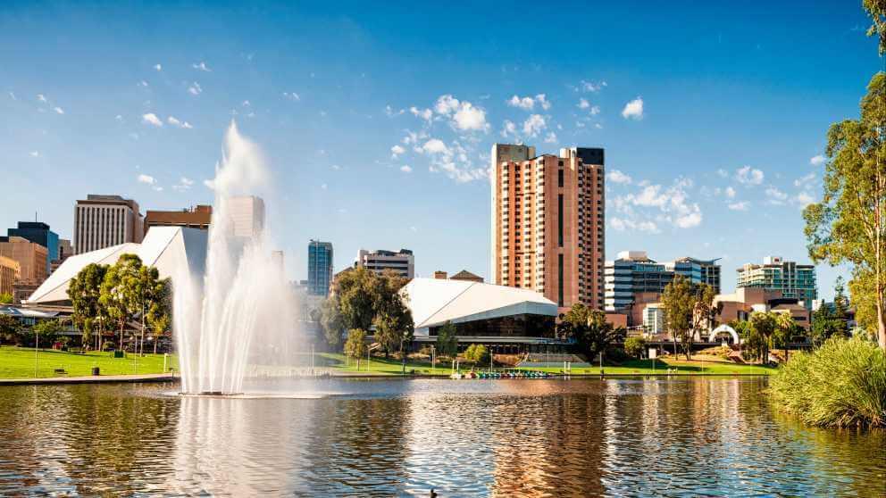 ILSC Adelaide 【GLC鉅霖】ILSC 澳洲阿德雷德分校