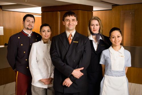 旅遊旅館顧客服務 hospitality hotel management customer service