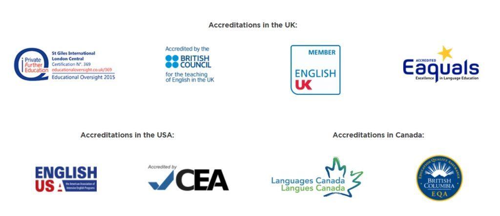 【加拿大 美國 英國遊學】St Giles 世界連鎖語言學校─GLC鉅霖