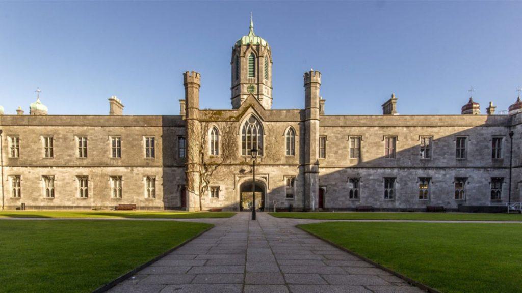 NUI Galway 高威大學 愛爾蘭