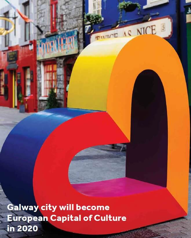 Capital city of European Culture Galway