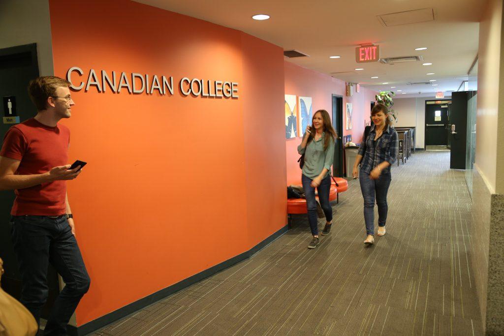 Canadian College campus